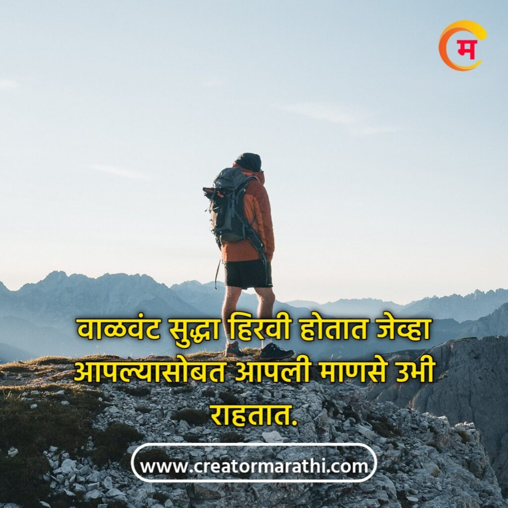 5Alone Life Related Quotes in Marathi